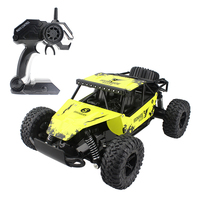 RC Car 1:16 4CH Hummer Off-road Vehicles Truck 2.4G  High Speed SUV CAR Damping Remote Control Cars Toy For Children Gifts