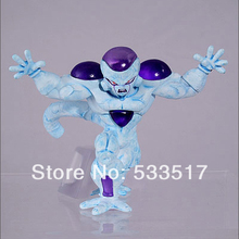 Original BANDAI Dragonball Dragon Ball Z/Kai Gashapon Dolls Toys HG Action Figure 15 Frieza/Freeza 120% Power - PrettyAngel Store store