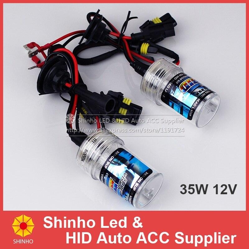 Free Shipping H1 H3 H7 H8 H9 H10 H11 9005 9006 880 881 High Quality 55W Xenon Light Bulbs 3000K 4300K 6000K 8000K 10000K 15000K<br><br>Aliexpress