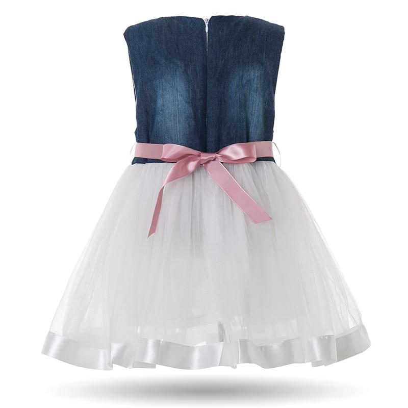 7a9f71f1211 Cielarko Baby Girls Dress Infant Flower Dresses For Birthday Party ...