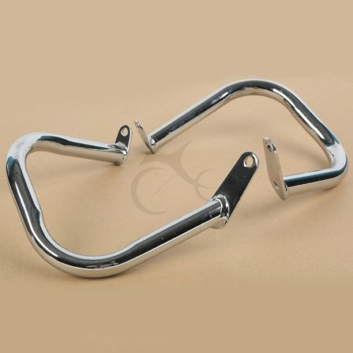 Engine Guard Highway Crash Bar For Yamaha XVS650 V-Star 400 650 Classic &amp; Custom<br><br>Aliexpress