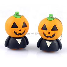 Halloween Toys! 64GB Usb Flash Drive /Usb Memory Stick 2GB 4GB 8GB 16GB 32GB,Flash Memory Stick Pen Drive U Disk, Halloween gift