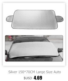Hot 2 Pcs Automobile Sunshade Electrostatic Shading Side Window Curtain Matched Glass Lifting Car Wrap Sheet Roll Film Stickers
