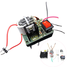 Buy DIY Kits 15KV 15000V High Voltage Pressure Generator Igniter Kit Step-Up Boost Module Coil Transformer Driver Plate Suite 2A for $2.63 in AliExpress store