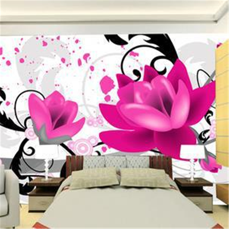 3d stereoscopic wallpaper TV background wallpaper Sofa background wallpaper bedside mural mosaics shading wallpaper<br><br>Aliexpress
