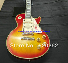 Cherry Burst 3 Pickups Custom Electric Guitar High Quality Wholesale High Quality Cheap