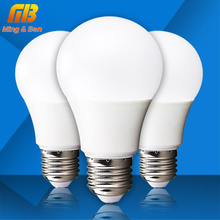 [MingBen] LED Bulb E27 3W 5W 7W 9W 12W 15W AC220V High Brightness Home Lighting LED Lamp Cold White Warm White SMD2835 LED Light