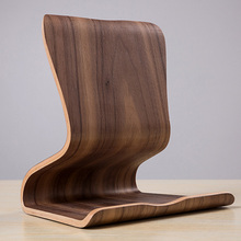 Wooden Tablet Holder Vogue Wood Tablet Stand Phone Holder Bracket Soporte Tablet PC for Apple iPad Stand iPhone 6 Samsung