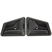 Pair Left Right Inner Inside Interior Door Handle For Suzuki Sidekick 4D 1991-1998(China)