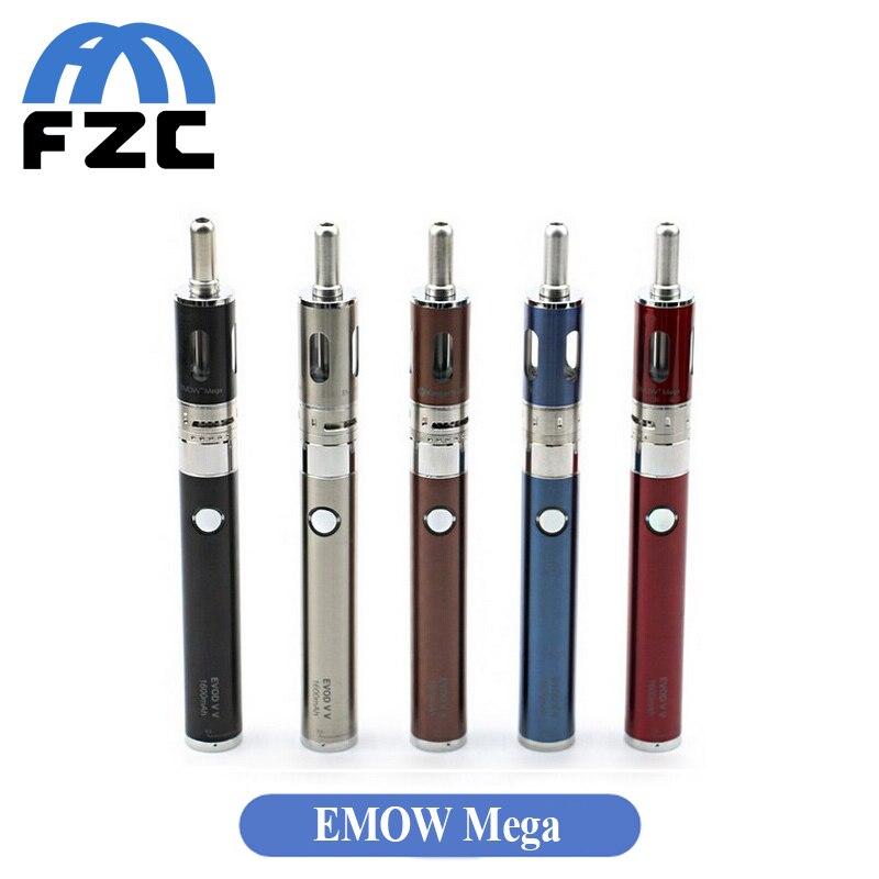 Original Kanger Emow Mega Starter Kit Adjustable Voltage Kanger Emow Mega VV 1600mah Kangertech Emow Mega Kit E Cigarette<br><br>Aliexpress