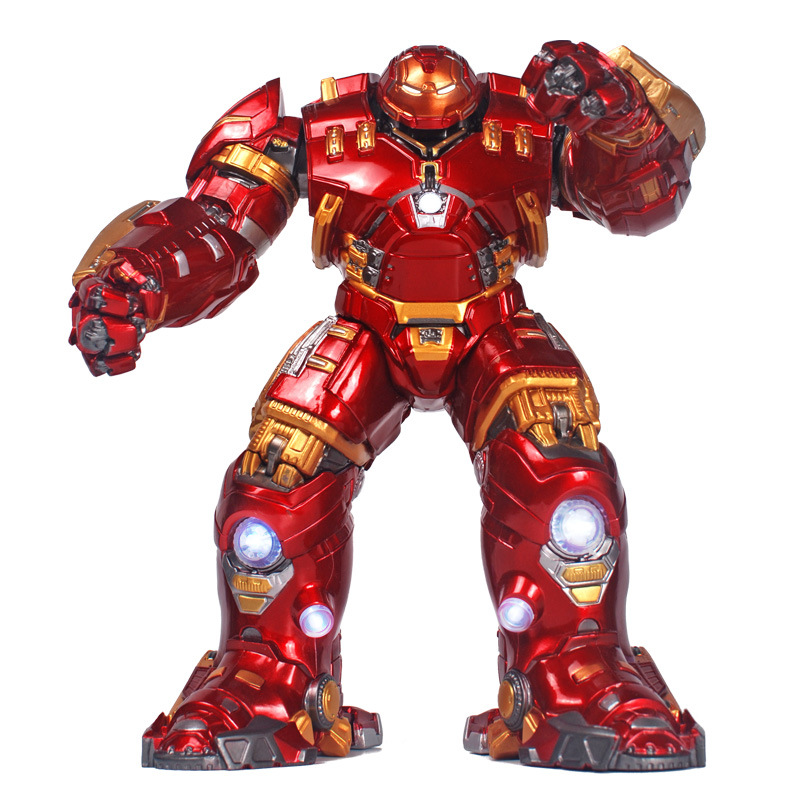 Hasbro Marvel Avengers Age of Ultron Hulk Buster Toy Boys Iron Man Gift Toy Kids