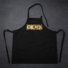 100% cotton canvas solid black one piece adult apron sleeveless aprons kitchen baking apron housekeeping gift chef gown men