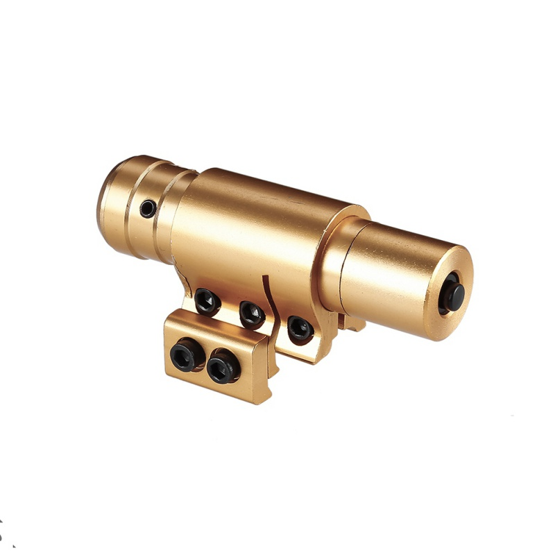Tactical Red Laser Dot Sight Scope+Air Rifle Pistol 20mm Rail Mount 4M