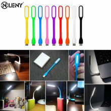 ONLENY High Quality 10 Pcs Efficient Flexible USB LED Light Lamp For Computer Reading Laptop Wholesale and Hot Sale in stock!!!