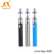 Buy Original JomoTech Bgo 40W E-cig Vape Mod 2200mAh Electronic Cigarette Vaporizer 40W Cheap E-cigarette 4ML Atomizer Jomo-09 for $23.45 in AliExpress store