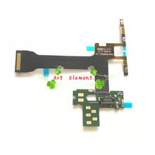Power Button & Volume Audio Control Sensor Flex Cable Ribbon Replacement for Motorola MOTO X Force XT1585 XT1580 XT1581