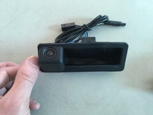 Rear View Camera Car Reverse Back Boot Trunk Handle Camera Special for BMW 5 series/X5/3 series/X1 08-12 E39/E53/E90