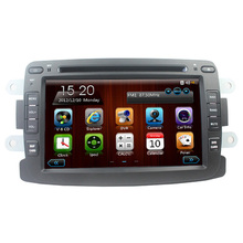 For Car audio gps navigation for RENAULT Duster / Logan / Sandero with GPS Radio TV 3G DVD PIP RDS dual zone steering