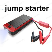 Mini portable car jump starter multi function diesel power bank  battery 18000mAh car charger auto start booster free shipping