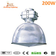 Unique Electrodeless Discharge Industrial Lamp 200W lamps aluminum hosing material induction high bay workshop high power lights(China)