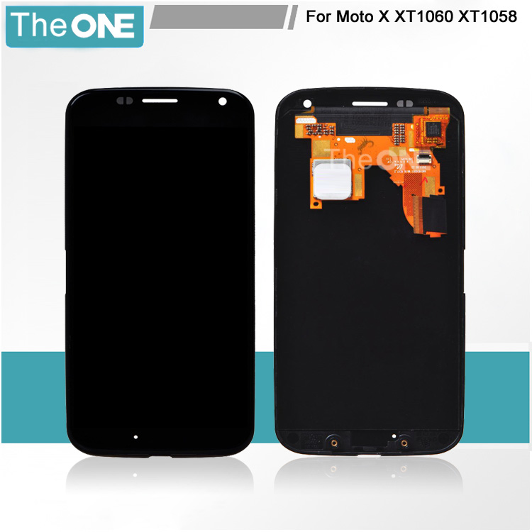 For Motorola Moto X XT1058 XT1060 XT1053 LCD Display Touch Screen with Digitizer Glass Assembly Black Free shipping<br><br>Aliexpress