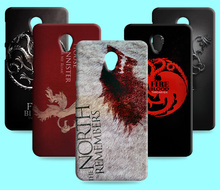 Ice and Fire Cover Relief Shell For Lenovo S850 S850T S856 S810T Cool Game of Thrones Phone Cases For Lenovo S860 S858T
