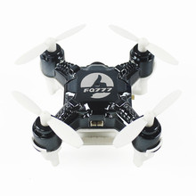 2.0MP 720P HD Camera One Key Return RC Quadcopter RTF Mini Drone LED light Dual mode Sideward flight Black Red USB charging
