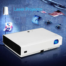 Mini Portable HD 1080P Laser Projector Support HDMI/VGA/AV/USB/SD for Home Theater Education Business Office Data Show