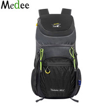 Nylon Foldable Bag Large Capacity Men&Women Fashion Travel Luggage Bags Waterproof Mountaineering Backpack Folding Bag UBS013