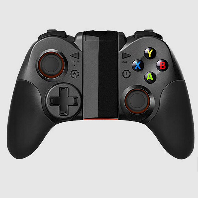 New Bluetooth Wireless Game Controller Gamepad Joystick with Clip for Smart Phone Tablet PC 3D VR Glasses PK Xiaomi Gamepad