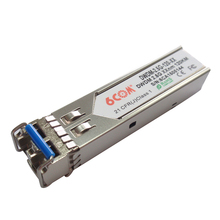 Compatible Finisar FWLF-1631-48 Optical DWDM SFP SMF 2. 67G 1538.98nm LC Connector SMF DDM 120km channel spacing DWDM(China)