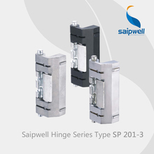 Saipwell SP201-3 folding locking hinges hinges for shower screen zinc alloy toilet seats adjustable universal hinges 10 Pcs Pack(China)