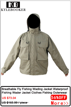 fishing jacket