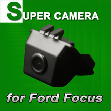 For Sony CCD Ford Focus Car rear view back up parking reversing Sensor Color Camera 170 degree NTSC Security Kit For GPS