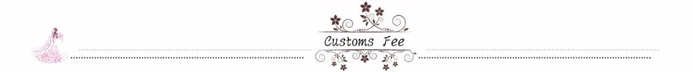 Customs Fee