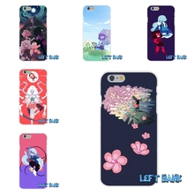Steven Universe Ruby Amethyst Soft Silicone TPU Transparent Phone Case For Xiaomi Redmi 3 3S Pro Mi3 Mi4 Mi4C Mi5S Note 2 4