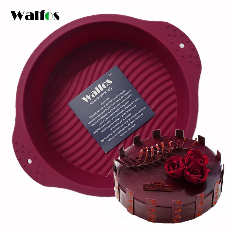 round cake mold