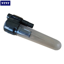 NTNT Free Post new ABS vacuum cleaner parts external cyclone dust cyclone filter housings caliber 32MM