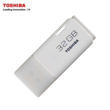 TOSHIBA USB flash drive 32GB USB2.0 TransMemory USB flash drive quality USB Memory Stick 32G usb Pen Drive Free shipping