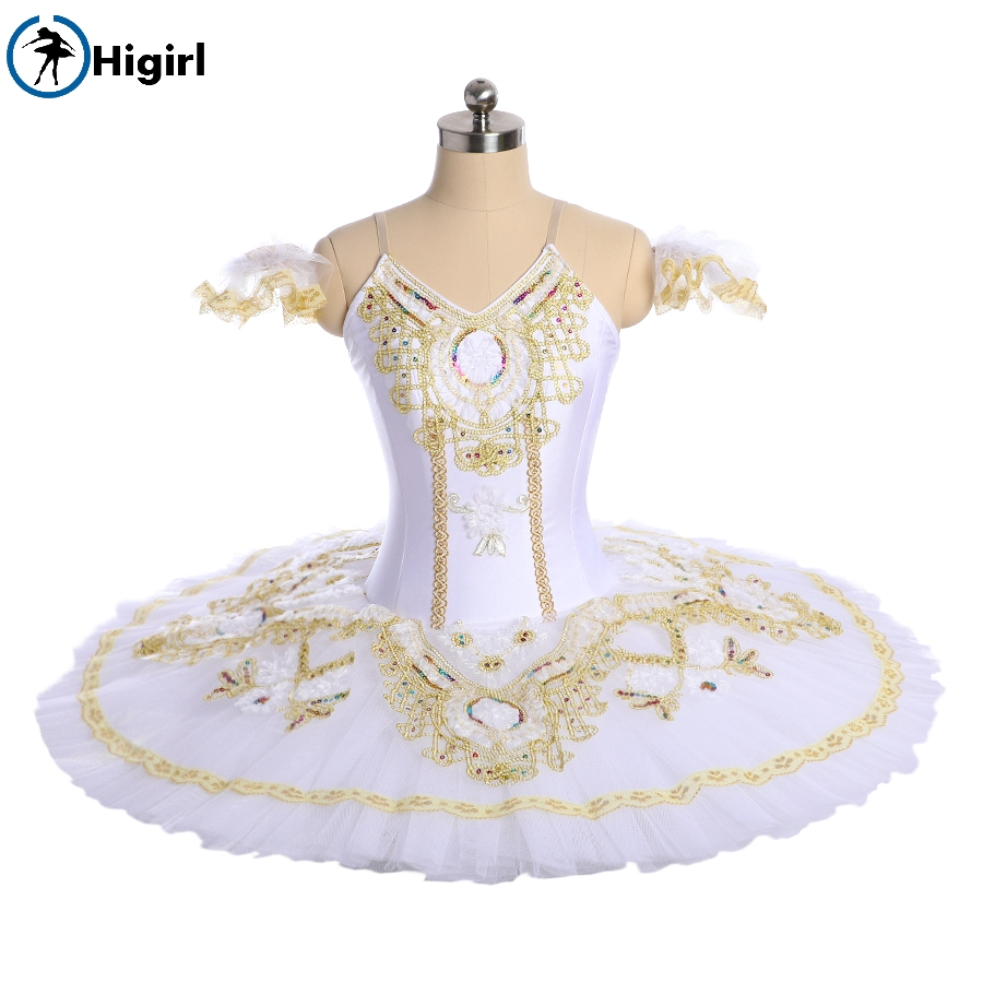 White ballet tutu for girls adult ballet tutu pink classical competiton ballet tutu professional ballet costumes for kidsBT8955