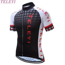 2017 Best Breathable Cycling Clothing Sports Custom Mens Cycling Jerseys Short Sleeve Top Shirt Clothing for Sport