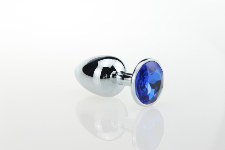 Maxde Silver Metal Multifunction Plug Cycle Shape Colorful Crystal Jewelry Portable Plug for Defence Emergency Escaping