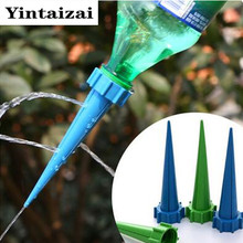 Plant Water Automatic Watering Irrigation Spike Control Drip Sprinkler Cone Watering Tool Drip Irrigation A102(China)