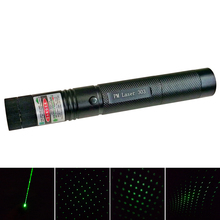 High Power Laser 303 Powerful 532nm Green Laser Pointer Burn Match Pop Balloon Laser Pen Set Fire to Matches H026N(China)