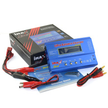 iMAX B6 80W 6A Digital RC Battery Balance Charger Discharger 50W 5A Optional for 1-6s Lipo NiMh Li-ion Ni-Cd
