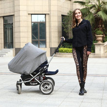 Multi - function baby car cover Supermarket shopping cart car cover mother milk feeding clothes covered with clothes