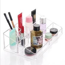 Creative Multifunction  Jewelry Box  Acrylic Cosmetic Organizer Drawer Makeup Case Storage Insert Holder Storage Box