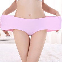 Buy Underwear Women Sexy Panties Cotton Women's Briefs Panty Women Seamless Lingerie Intimates Plus Size Female Underpants Calcinha