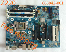655581-001 For HP Z220 CMT Workstation Motherboard 655842-001 Mainboard 100%tested fully work(China)