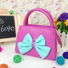 etn bag 121115 best seller girl fashion bag kids fashion tote baby sweet bow bag
